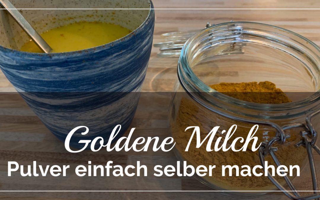 Goldene Milch – Ayurvedisches Rezept