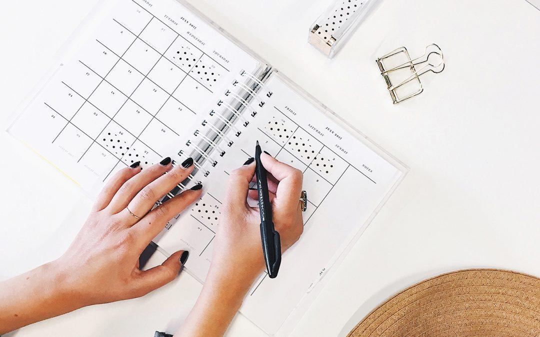 Neue Gewohnheiten festigen mit einem Habit Tracker